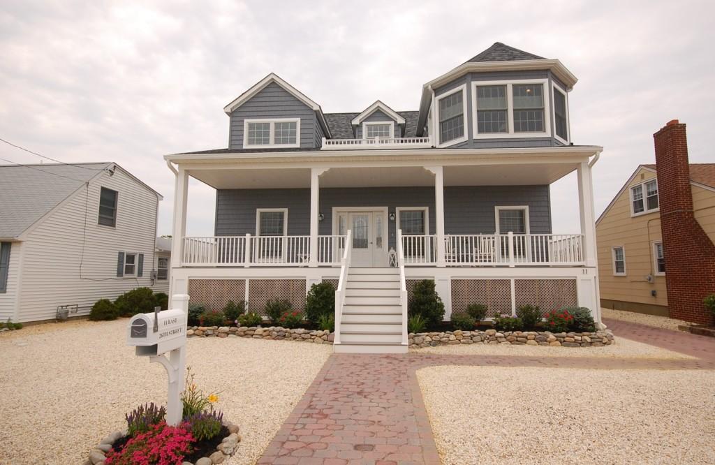 Modular homes gallery aqua marine green lbi - Coastal homes mobel ...